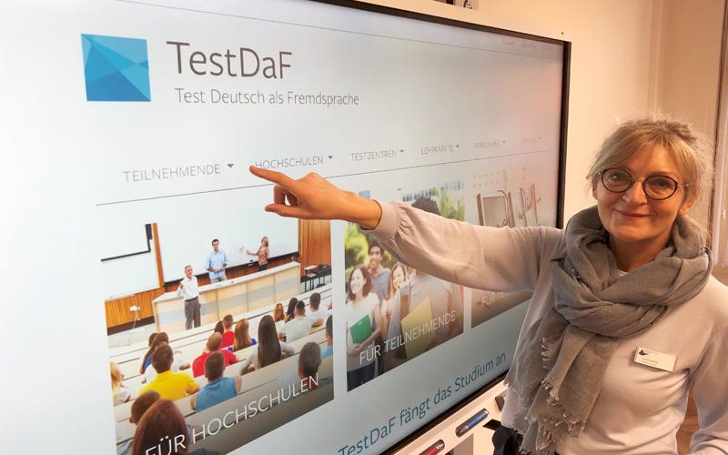 مدرک TestDaF