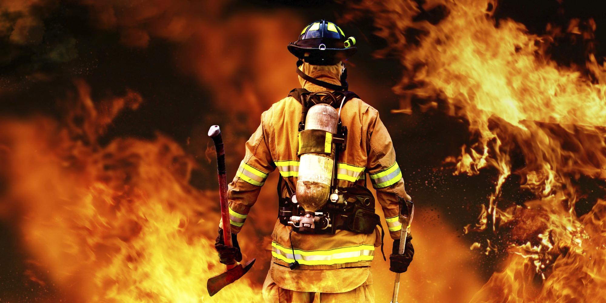 آوسبیلدونگ آتش نشانی در آلمان