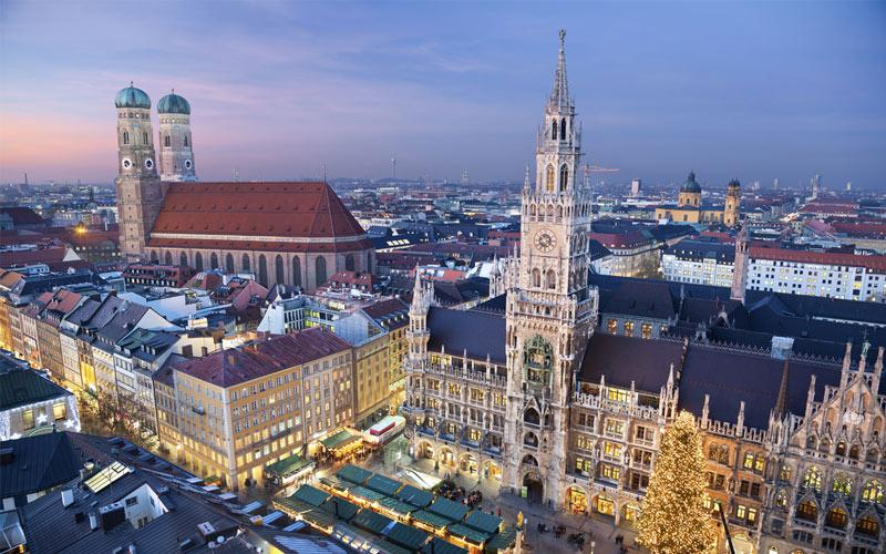 گران ترین شهرهای آلمان برای زندگی