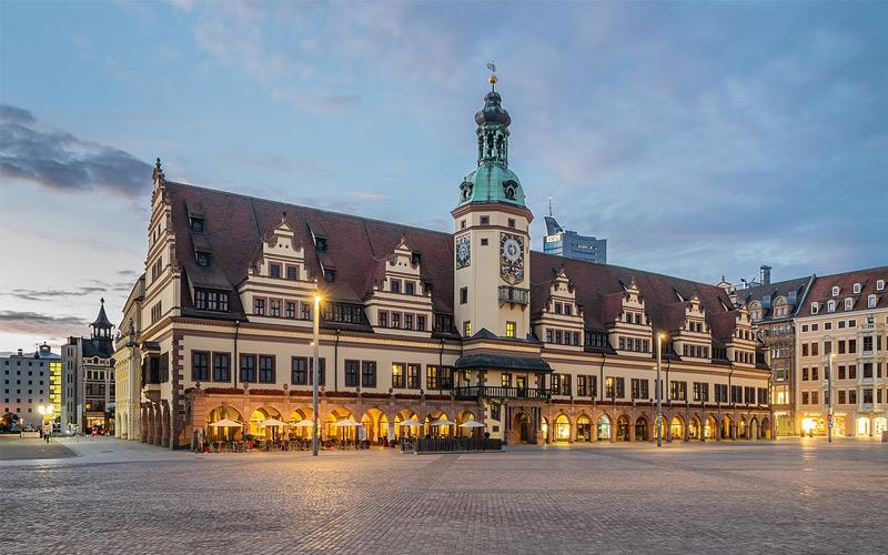 زندگی و تحصیل در لایپزیگ آلمان