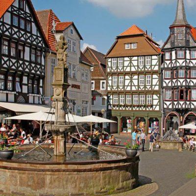 شهر دانشجویی کاسل در آلمان