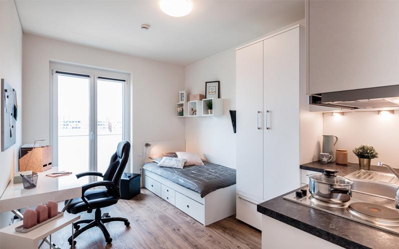 محل اقامت دانشجویی در هامبورگ