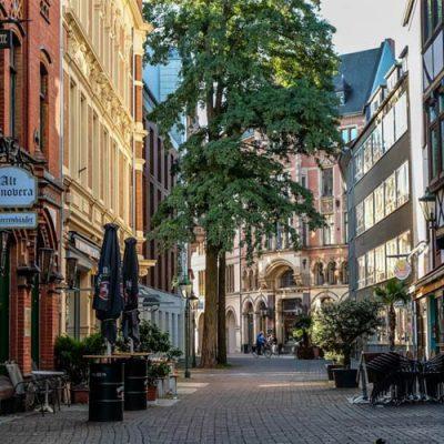 زندگی و تحصیل در هانوفر آلمان
