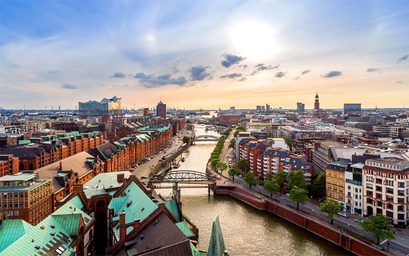 چرا تحصیل در شهر هامبورگ آلمان ؟