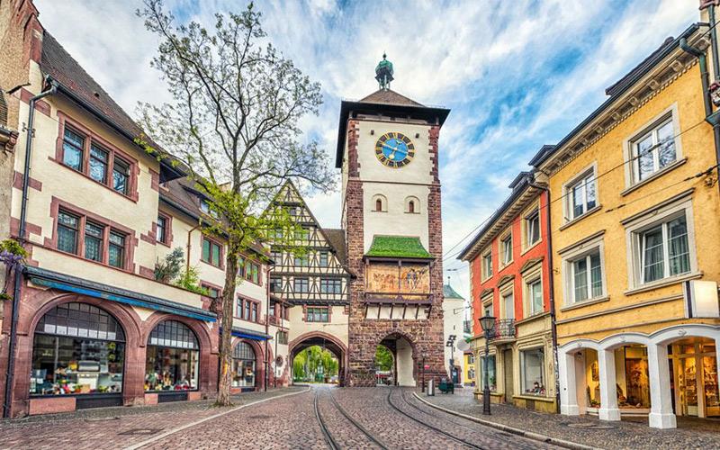 زندگی در فرایبورگ ، آفتابی ترین شهر آلمان