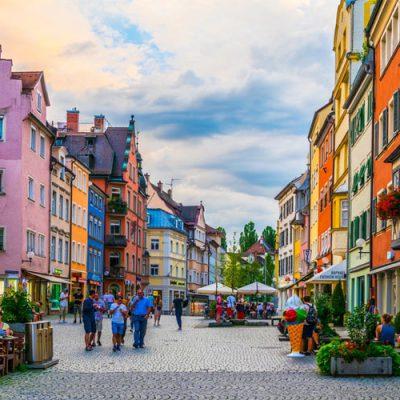 زیباترین شهرهای آلمان