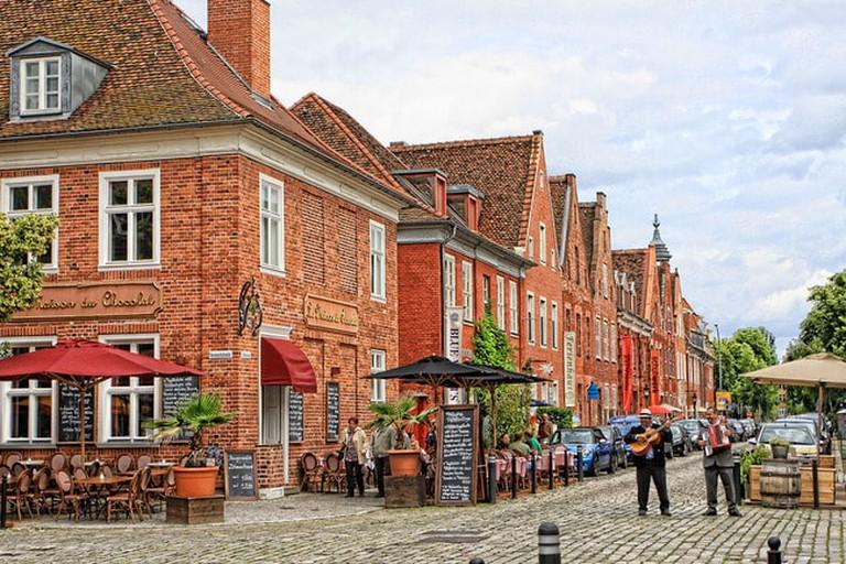 شهر پوتسدام آلمان
