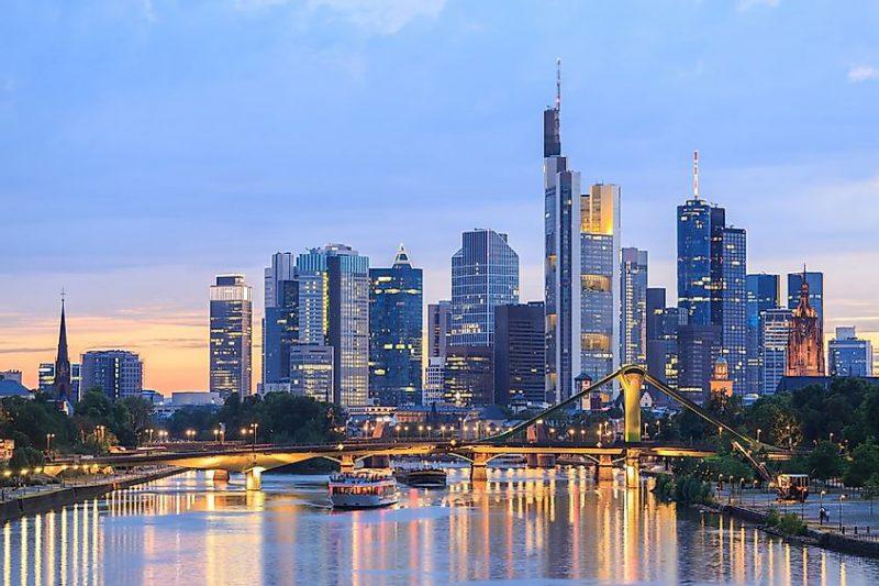 بزرگترین شهرهای آلمان